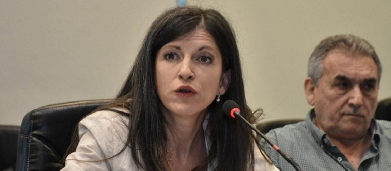 Se filtró un audio verídico de la diputada Vallejos en el que critica e insulta al Presidente