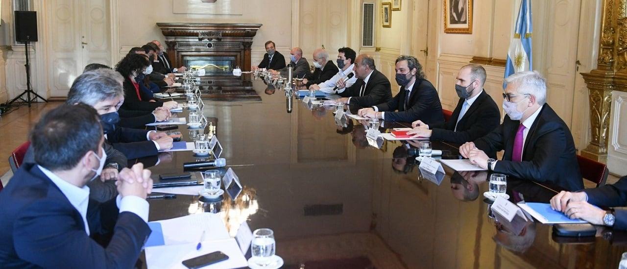 Los patrimonios del gabinete: Lammens, De Pedro y Ferraresi son los 3 funcionarios que más bienes declararon