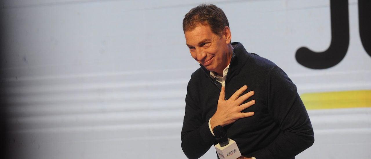 Santilli tiene un patrimonio de $ 17,9 millones, según su declaración jurada como candidato