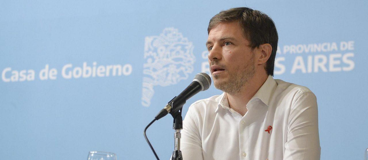 """Costa: """"El presupuesto educativo en CABA disminuye año tras año"""""""